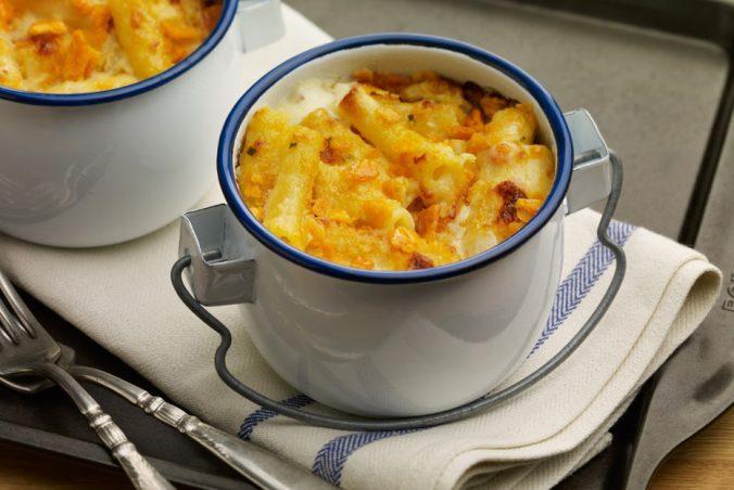 Dressy Macaroni and Cheese