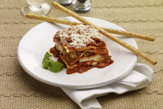 Slow Cooker Lasagna With Italian Sausage