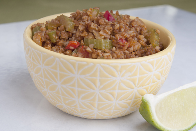 Mexican Bulgur